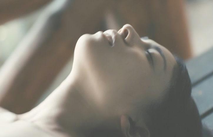 森口彩乃とAV男優との絡みシーン