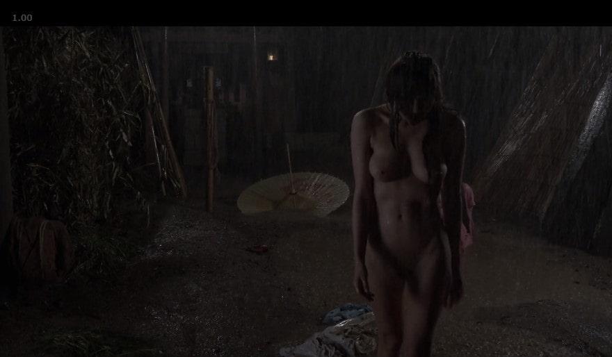 日南響子と麻美ゆまの泥レス