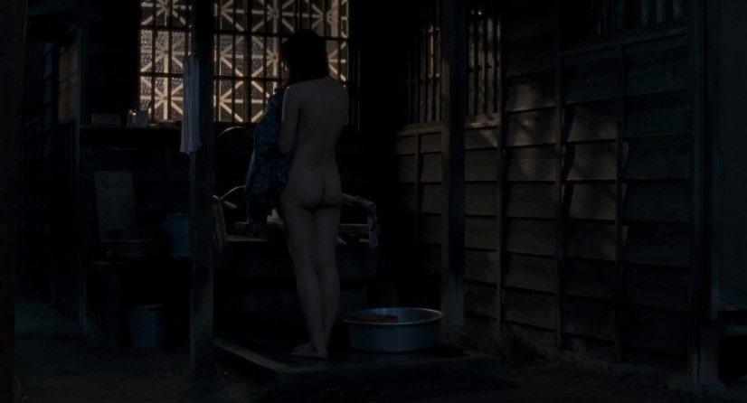 二階堂ふみのヌード入浴シーン
