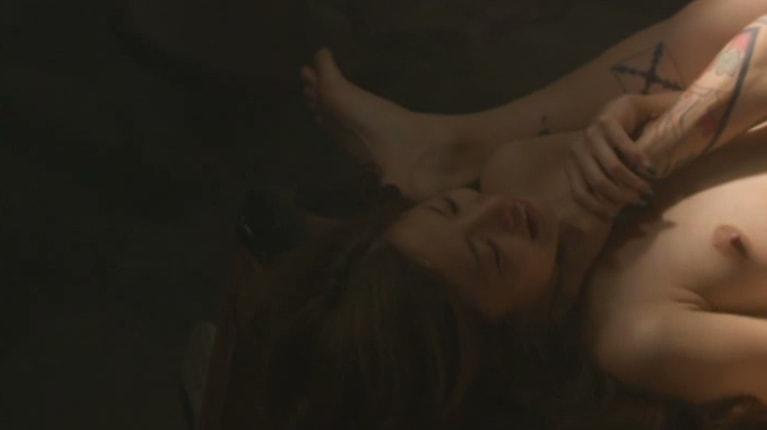 首を絞められながらセックスする吉高由里子