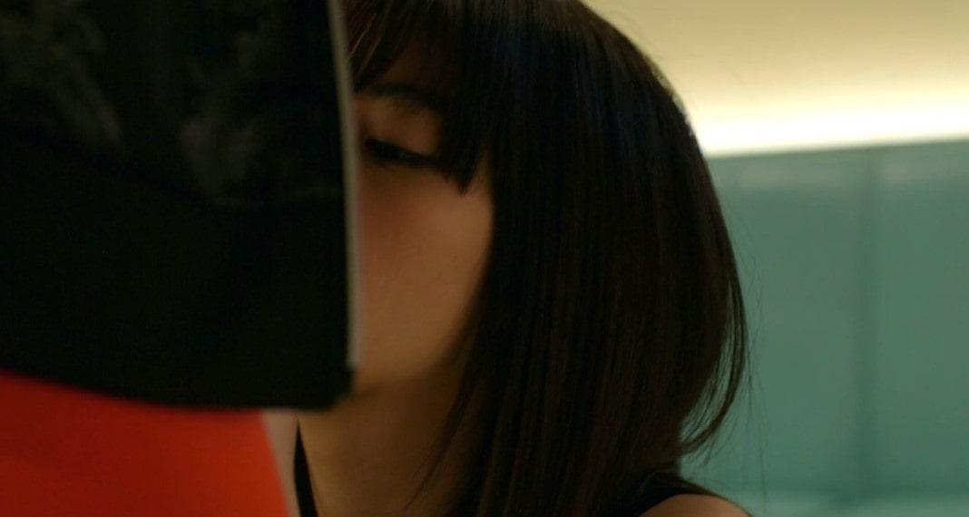 フェラチオをする池田エライザ